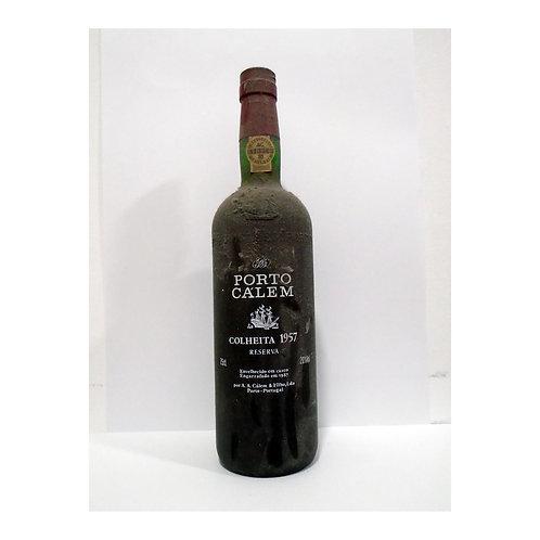 Vinho Porto Calém Colheita 1957