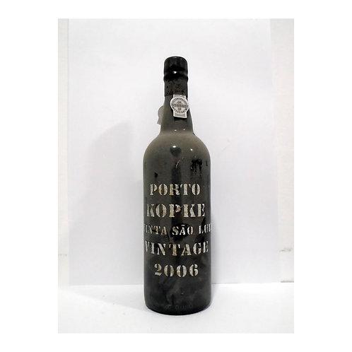Vinho Porto Kopke S.Luis Vintage 2006