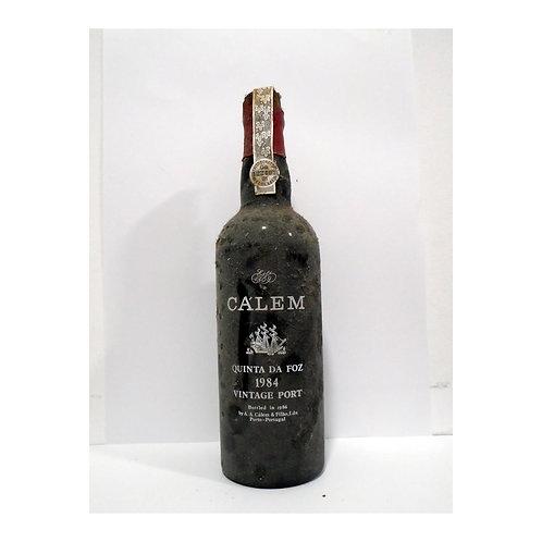 Vinho Porto Calem Vintage 1984