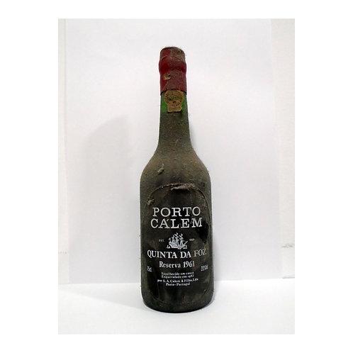 Vinho Porto Calém Reserva 1961