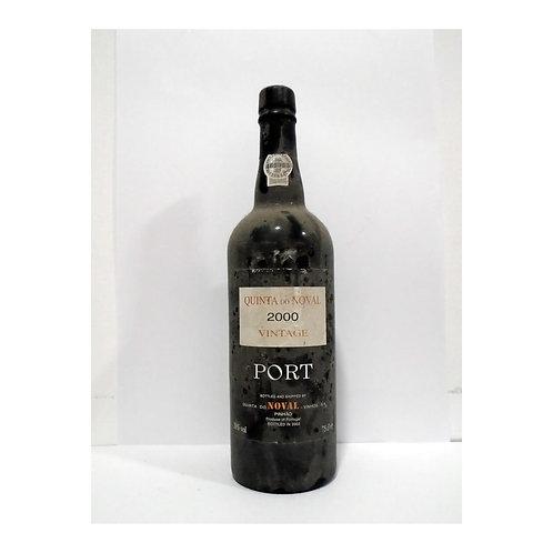 Vinho Porto Quinta do Noval Vintage 2000