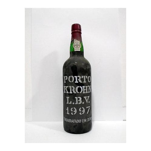 Vinho Porto Krohn L.B.V. 1997