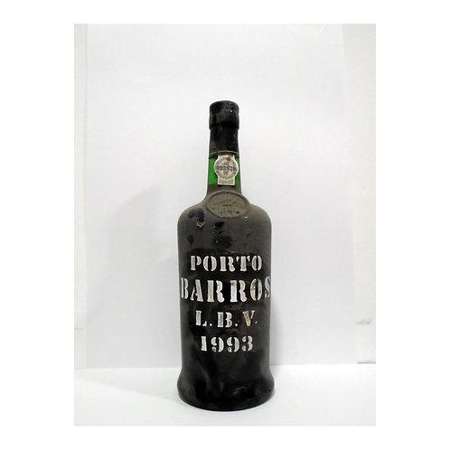 Vinho Porto Barros L.B.V. 1993