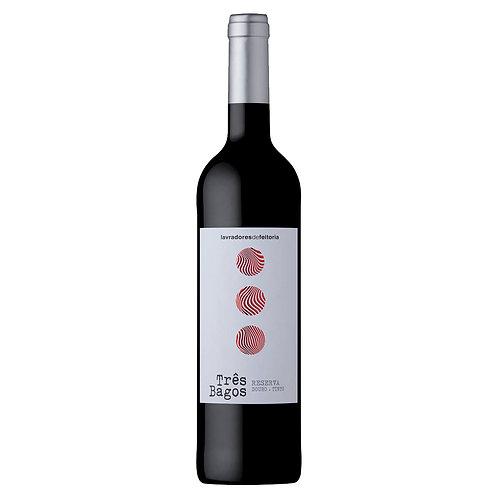 Vinho Tinto Três Bagos Reserva