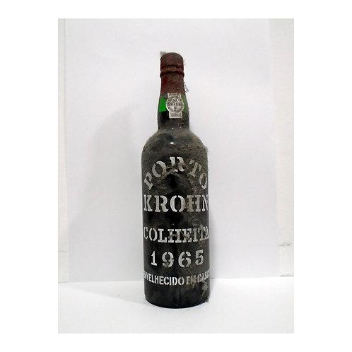 Vinho Porto Krohn Colheita 1965