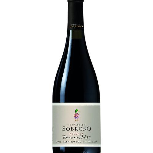 Vinho Tinto Herdade do Sobroso Barrique Select Reserva