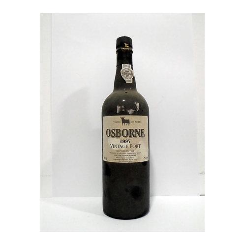 Vinho Porto Osborne Vintage 1997