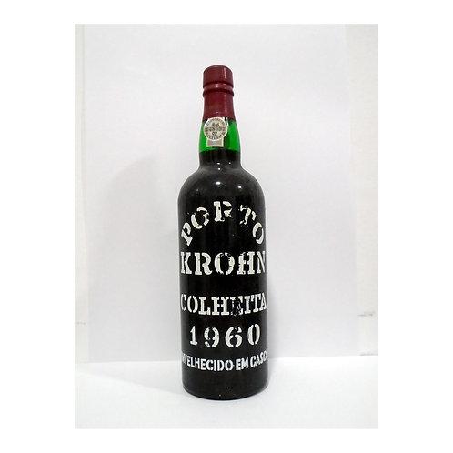Vinho Porto Krohn Colheita 1960