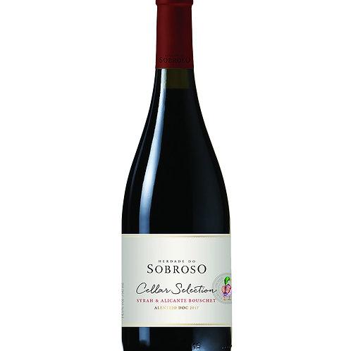 Vinho Tinto Herdade Sobroso Cellar Selection