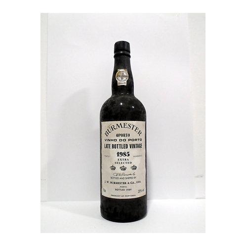 Vinho Porto Burmester L.B.V. 1985