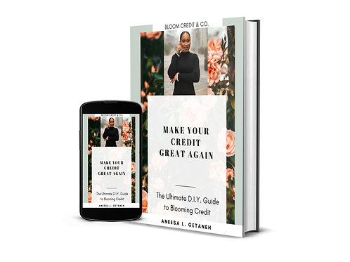 Make Your Credit Great Again Ebook