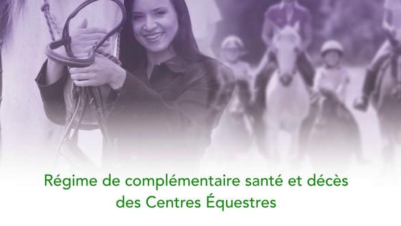 Vidéo pour la branche des Centres Equestres