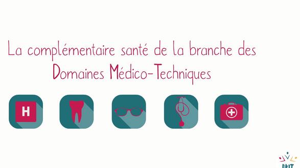 Vidéo pédagogique sur une complémentaire santé