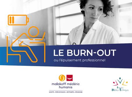 Prévention du burn out ou épuisement professionnel: la branche s'engage !