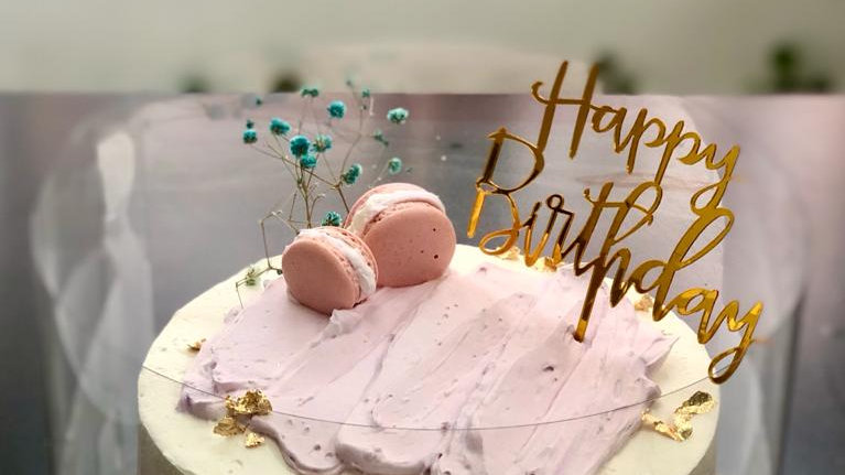馬卡龍蛋糕