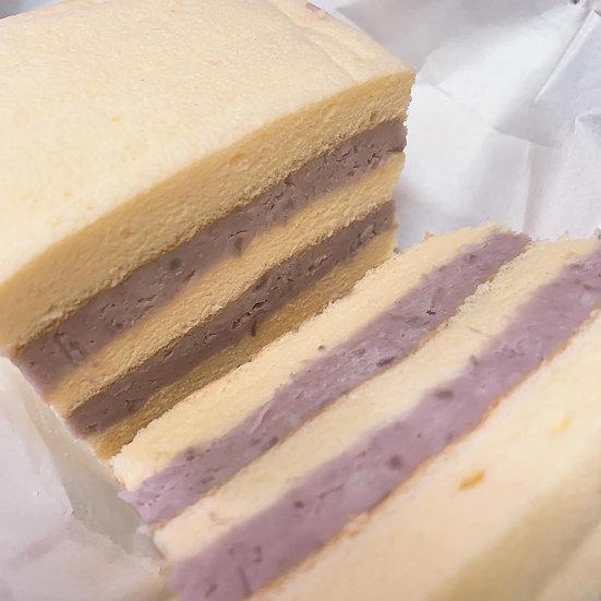 雪糕感芋泥蛋糕