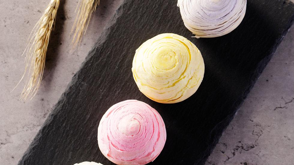 四色芋頭酥(4件入)
