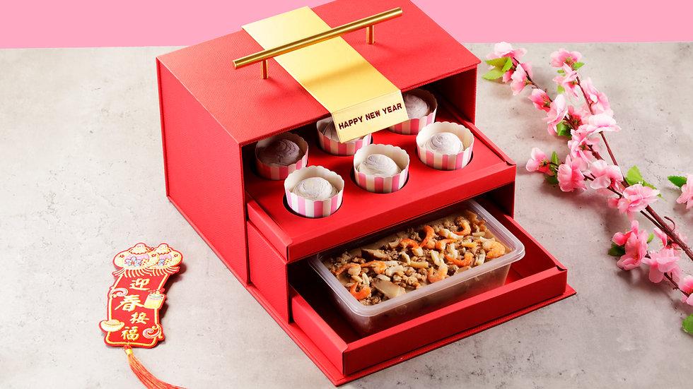 小烤箱新年禮盒