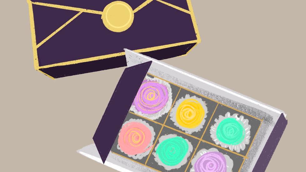 2021新年禮盒