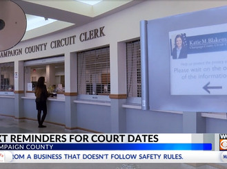 Receive Text or Email Alerts for Court Dates
