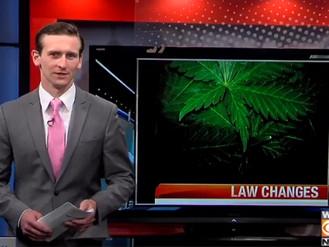 Pot legislation impacting the court system