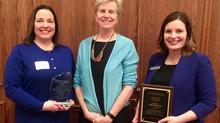 Katie Blakeman Receives Joseph R. Bartylak Pro Bono Award
