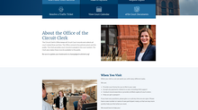 New Circuit Clerk Website Provides Greater Access