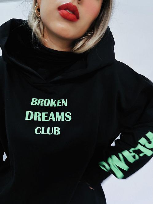 Moletom oversized DREAMS