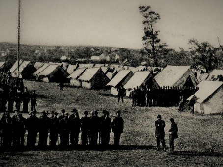 """The 15th Pennsylvania Cavalry's 1862 """"Christmas foraging expedition"""""""