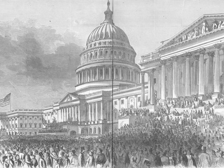 How the Pennsylvania press reacted to Lincoln's second inauguration - March 1865