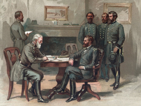 Gettysburg and the End of the War, Part 2 – Surrender at Appomattox