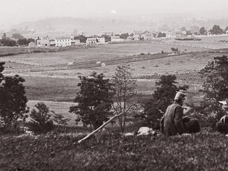 """""""A pouring out of grateful hearts"""" – Gettysburg's connection to the first national Thanksgiving Day"""