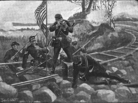 Pennsylvanians who earned Medals of Honor at the Battle of Fredericksburg