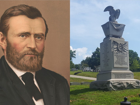 """U.S. Grant and Alex Hays, Part 4 – """"He was weeping like a child"""""""