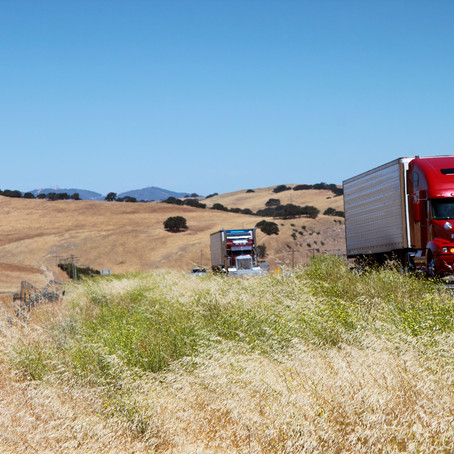 California Only Registers Trucks Who Comply with Emissions Regulations