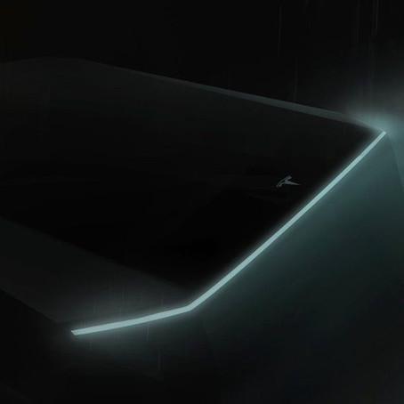 Watch Tesla Livestream the New Cybertruck