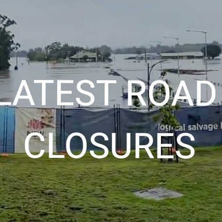 NSW Road Closure Updates