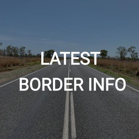 2021 COVID-19 Border Info