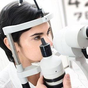 Complete Eye Exam