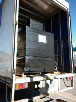 Loading boxes