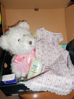 11.02.2012 - Baby girl box