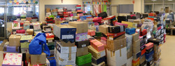 10,500 shoe boxes of love