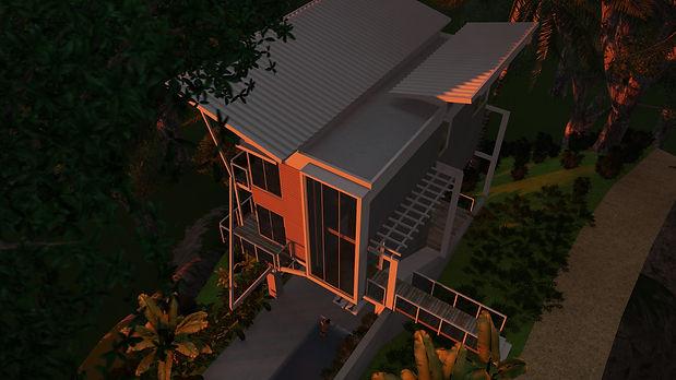 Casa YYY Vista Aerea