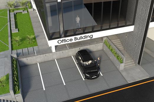 Al Markhiya Office Building Vista Aérea