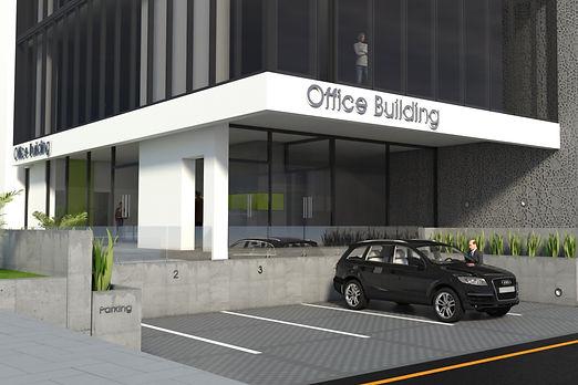Al Markhiya Office Building Parqueo de V
