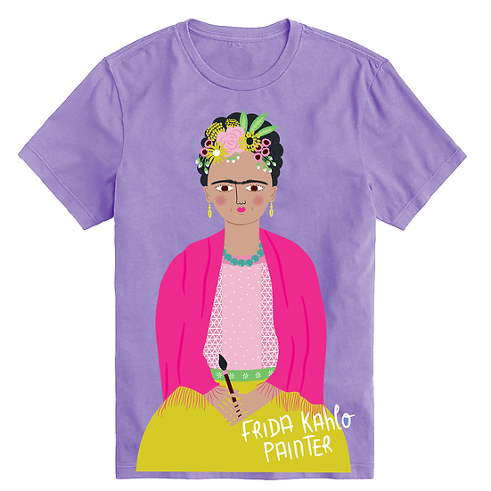 Women's Frida Short Sleeve Tee