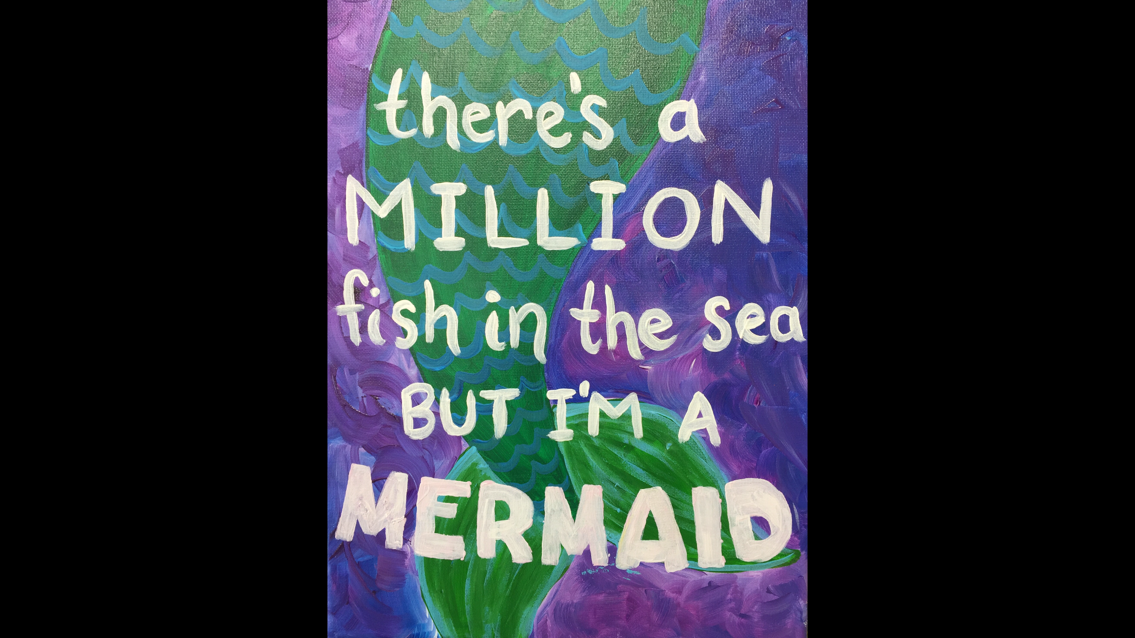 But I'm a Mermaid