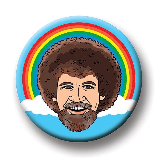 Rainbow Bob Magnet