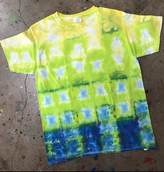 Hand Dyed Tee (Youth Large)
