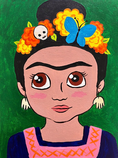 Frida Painting Kit